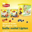 Concours Mavieencouleurs et Lipton