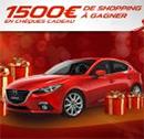 Concours Facebook Mazda