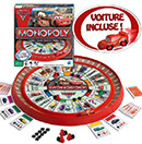 Monopoly cars moins cher