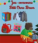 Concours Petit Ours Brun