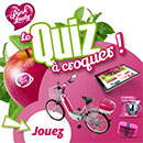 Concours Pink Lady