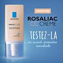 échantillon test de CC Crème La Roche Posay