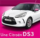 Gagnez une voiture Citroën !