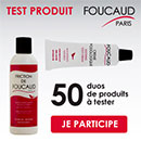 échantillons tests de soins Foucaud