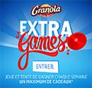 Concours Extra Games Granola