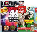 Instants Gagnants magazines pour enfant !
