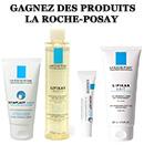 Gagnez des produits La Roche-Posay