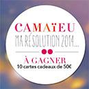 Concours Camaieu