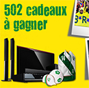 Concours Castrol Football