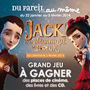Concours Jack et la Mécanique du Cœur