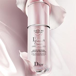 Échantillons gratuits du soin Dior Dreamskin Care & Perfect
