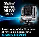 Gagnez une GoPro HERO 3