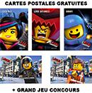 Lego et La Redoute