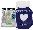 échantillons gratuits L'Occitane en Provence