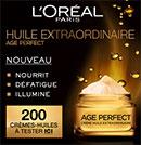 échantillon test de soin Oréal Paris