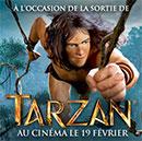 Concours Tarzan