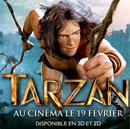 Concours Kiabi pour le film Tarzan