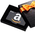 Gagnez des cartes cadeaux Amazon