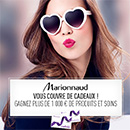 Concours Marionnaud avec Glamour