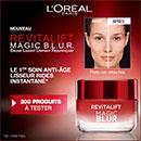 échantillon test de soin anti-âge L'Oréal Paris