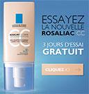 échantillons gratuits La Roche Posay