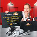 Mallettes Top Chef à gagner