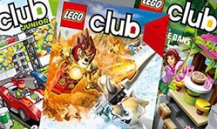 Magazine Lego gratuit