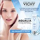 échantillon test Vichy