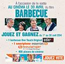 Concours du film Barbecue