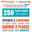 Concours Boulanger