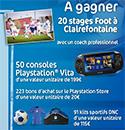 Concours Danone et Carrefour