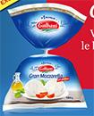 Mozzarella Galbani gratuite