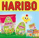 Des bonbons Haribo gratuits à gagner
