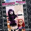 Gagnez des poupées Monster High