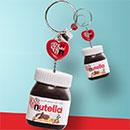 2500 portes-clés Nutella gratuits