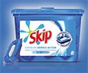 échantillon test gratuit de lessive Skip