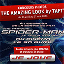 Concours Taft Spider-Man
