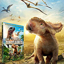 """Concours Auchan """"Sur la terre des dinosaures"""""""
