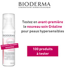 échantillon test Bioderma
