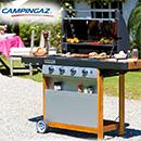 Gagnez une barbecue à gaz
