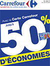 bons plans promotions Carrefour
