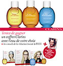 Concours Clarins