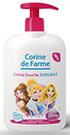 échantillon test de crème douche Corine de Farme