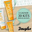 Concours Douglas Sun