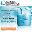 échantillon test de soin Daniel Jouvance