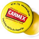 baume à lèvres Carmex gratuit