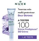échantillon test de Crème Prodigieuse NUXE