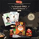 Concours Ducros : La brigade BBQ