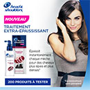 échantillon test Head & Shoulders