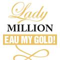 échantillons gratuits Lady Million de Paco Rabanne